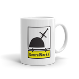 GenreWerks Official Logo Coffee Mug