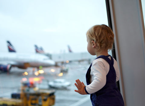 How To Prepare For Bringing Your Baby On A Plane