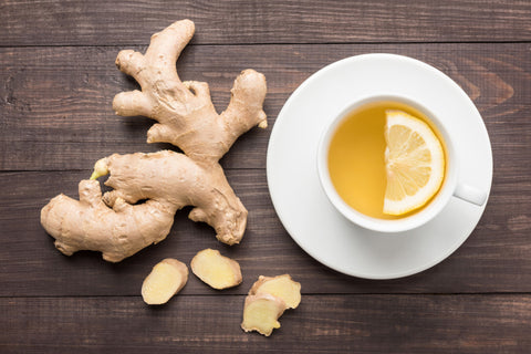 Benefits To Ginger During Pregnancy