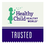 Healthy Child Healthy World Badge