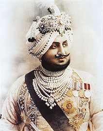 The Maharaja of Patiala - Bhupinder Singh