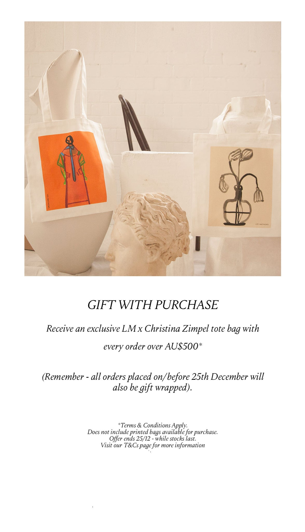 LM | Gift with Purchase