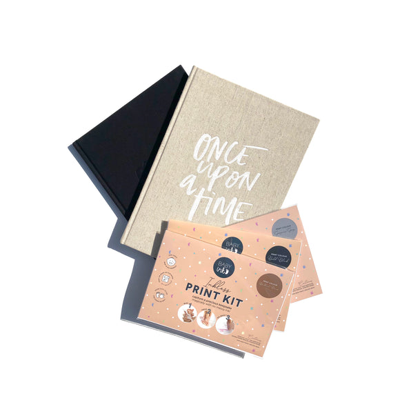 My little Baby Book and Print Kit BUNDLE