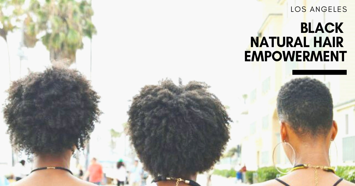 Join the LA Natural Hair Empowerment Meet- Up!| New Natural Hair Meet-up in LA