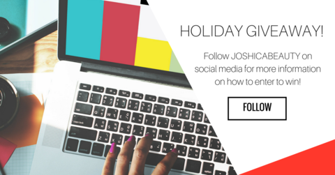 The 2017 holiday giveaway kicks off today!