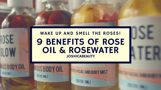 Wake up and smell the roses! 9 Benefits of Rose Oil and Rosewater