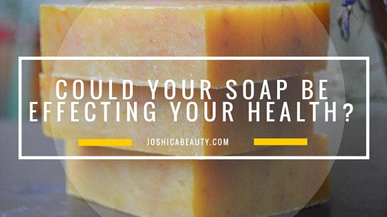 Could your soap be effecting your health?
