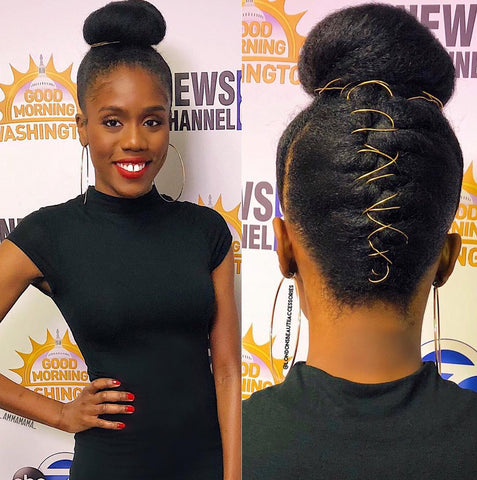 joshica natural hair beauty thread trend