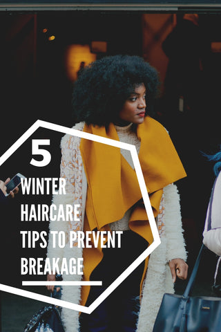 5 Winter Hair Care Tips to Prevent Breakage