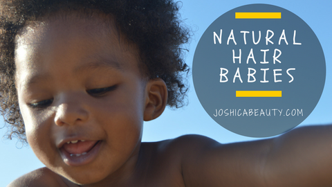 natural hair care for kids and babies afro