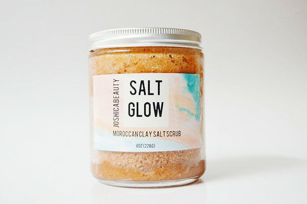 Salt Glow Moroccan Clay Salt Scrub