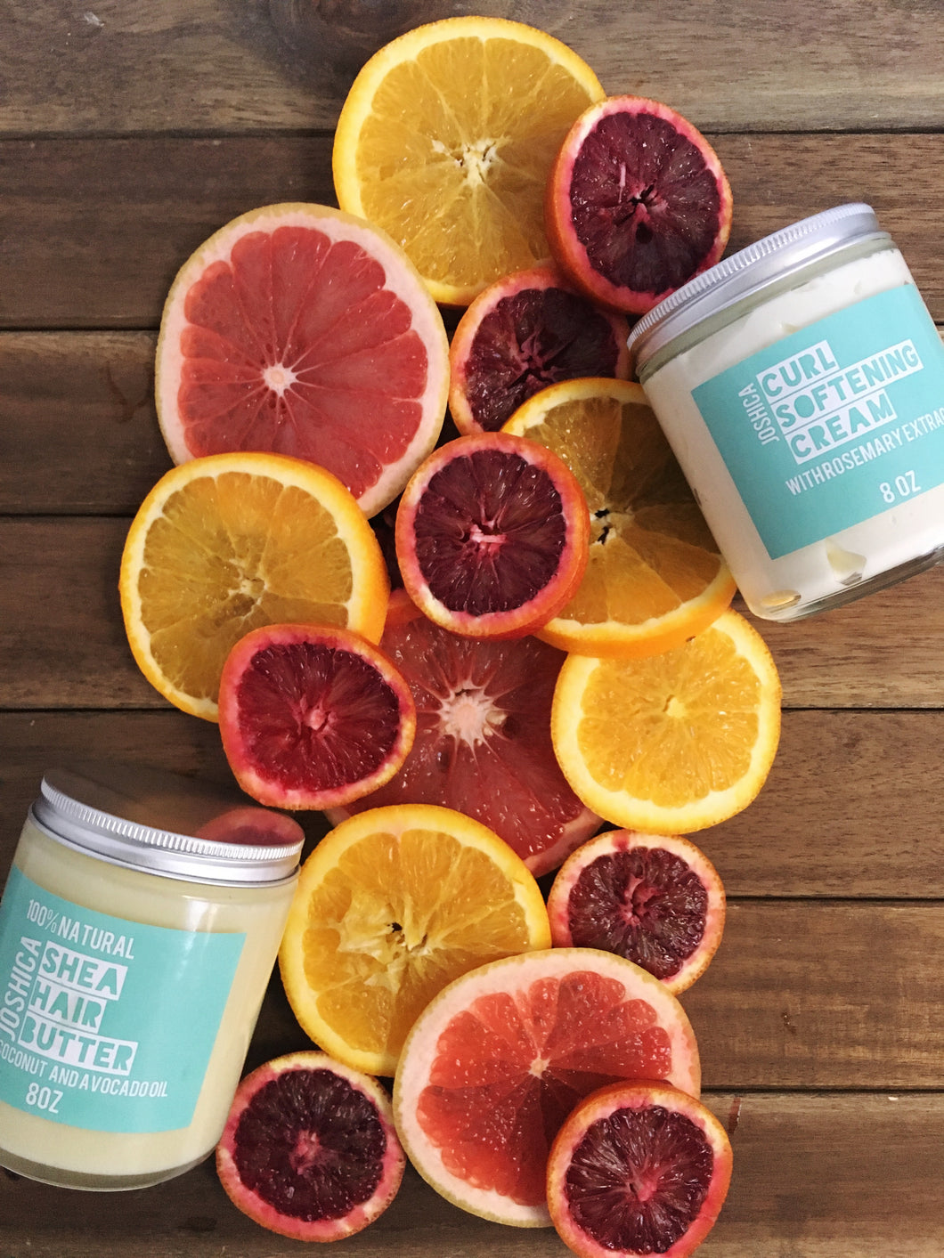 Rosemary Grapefruit + Lime Curl Softening Cream - JOSHICABEAUTY
