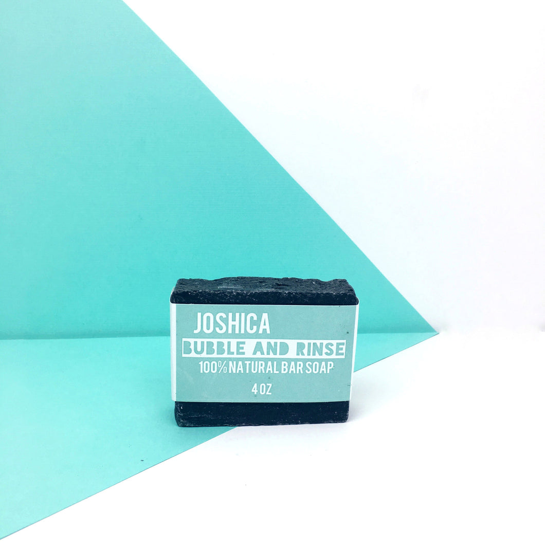 Activated Charcoal Soap Bar - JOSHICABEAUTY