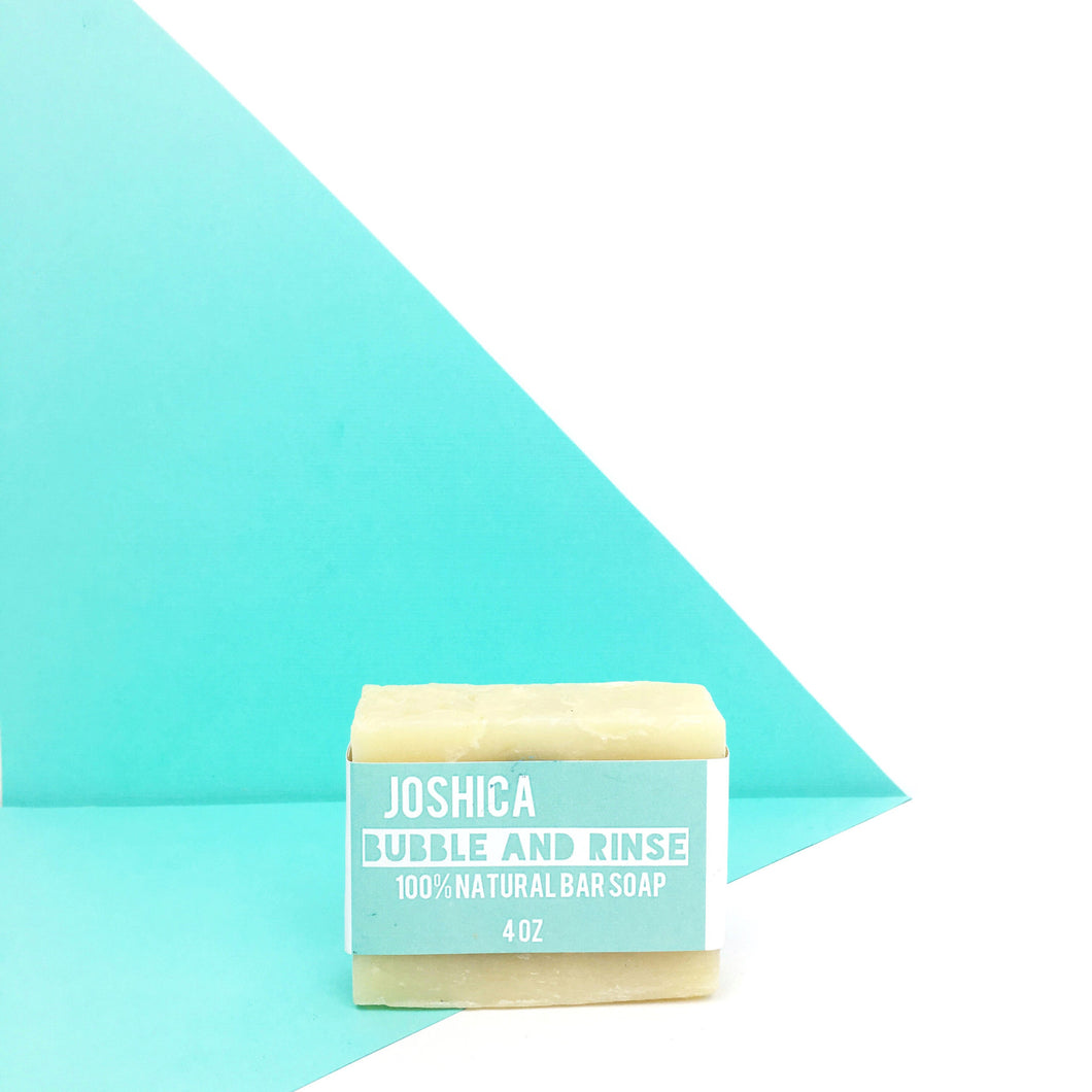 Tea-Tree & Mint Shampoo + Body Bar - JOSHICABEAUTY