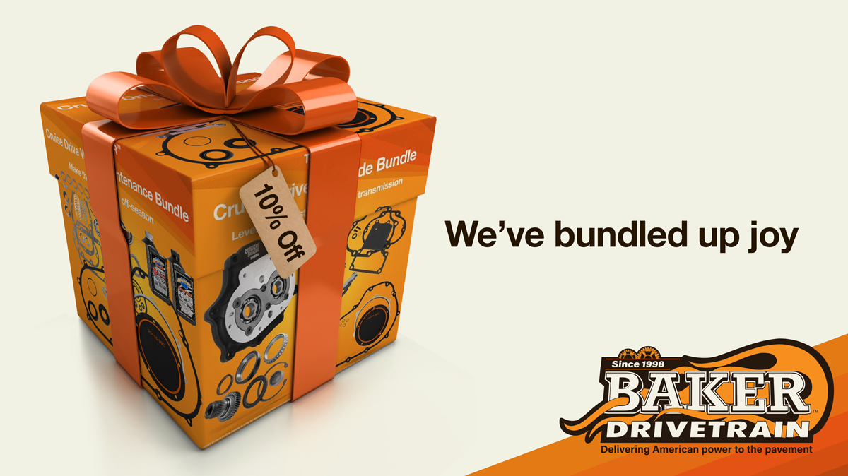 Winter Bundles by BAKER for Harley-Davidson motorcycles