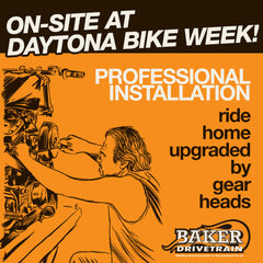 Daytona Bike Week Installs
