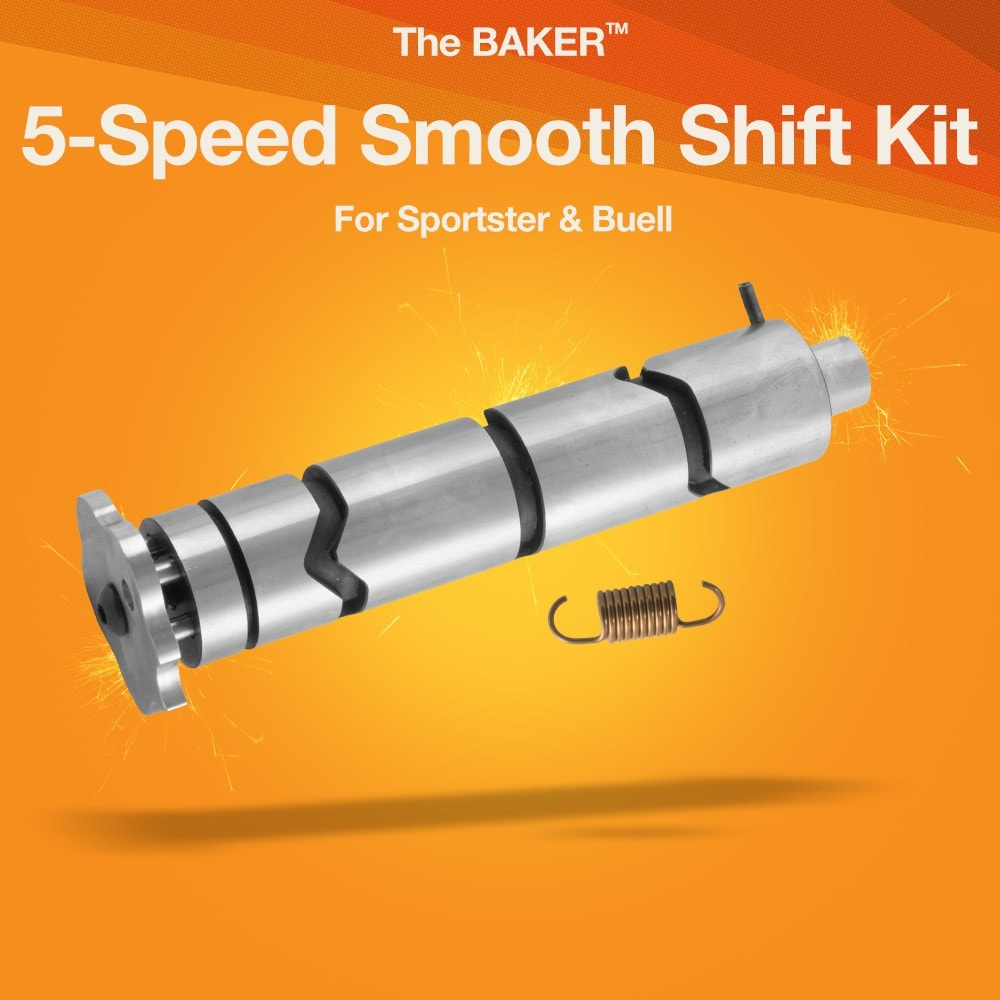 5-Speed Smooth Shift Kit for Sportster & Buell
