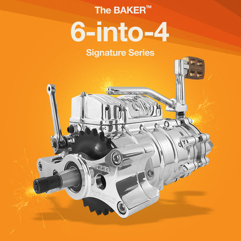 "6-into-4 ""Signature Series"" Complete Transmission"