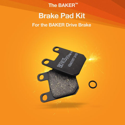 Brake Pad Kit for Drive Brake Transmissions