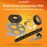 Buell Chain Conversion Kits