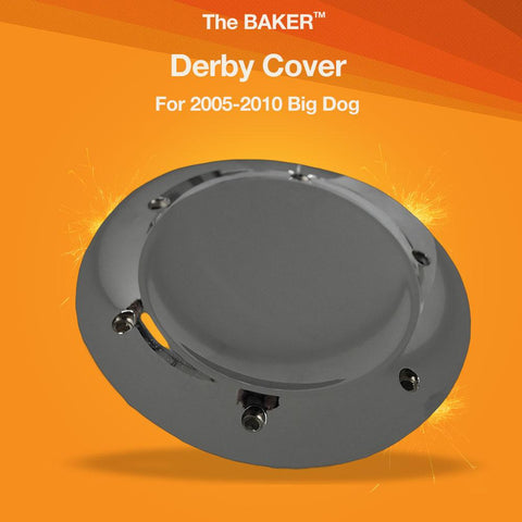 Derby Cover for 2005-2010 Big Dog