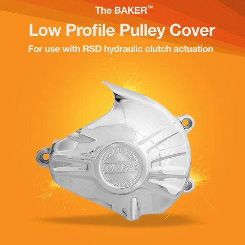 Low Profile Pulley Cover