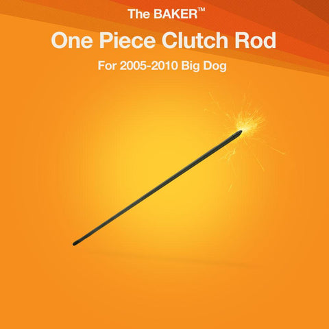 Clutch Rod for 2005-2010 Big Dog