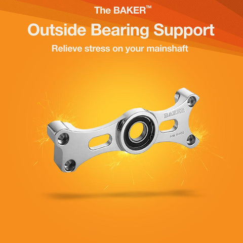 Outer Bearing Support