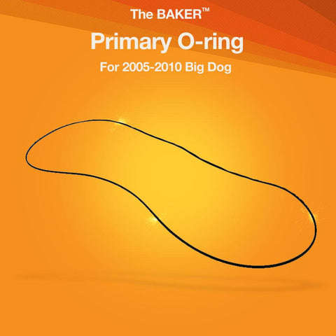 Primary O-ring for 2005-2010 Big Dog