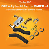 S&S Adapter kit for the BAKER +1