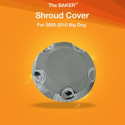 Shroud Cover for 2005-2010 Big Dog