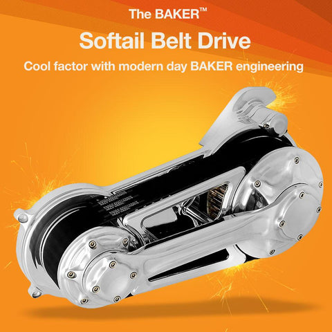 Softail Belt Drive