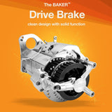 Drive Brake Right Side Drive 6-Speed
