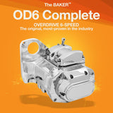 OD6: Overdrive 6-Speed Complete Transmission