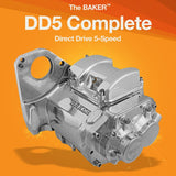 DD5: Direct Drive 5-Speed Complete Transmission