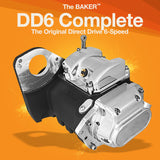 DD6: Direct Drive 6-Speed Complete Transmission