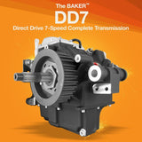 DD7: Direct Drive 7-Speed Complete Transmission