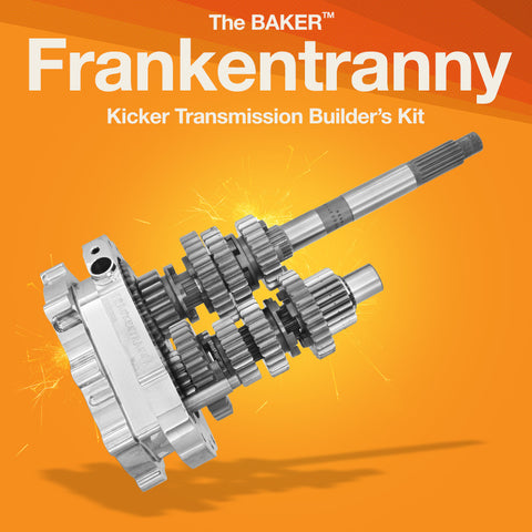 Frankentranny: OD6 + Kicker Builder's Kit