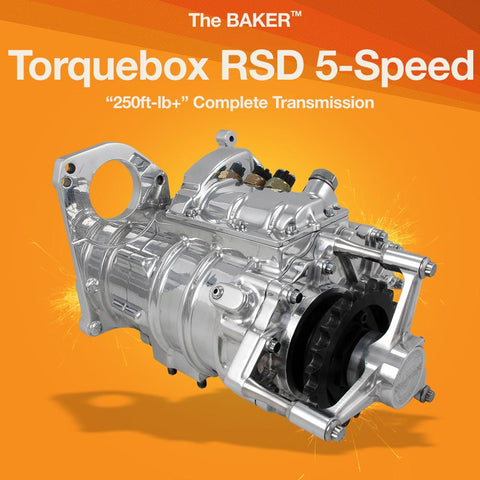 TorqueBox 5-Speed Right-Side-Drive (TB5-RSD)