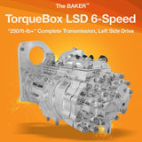 TorqueBox 6-Speed, Left Side Drive (TB6)