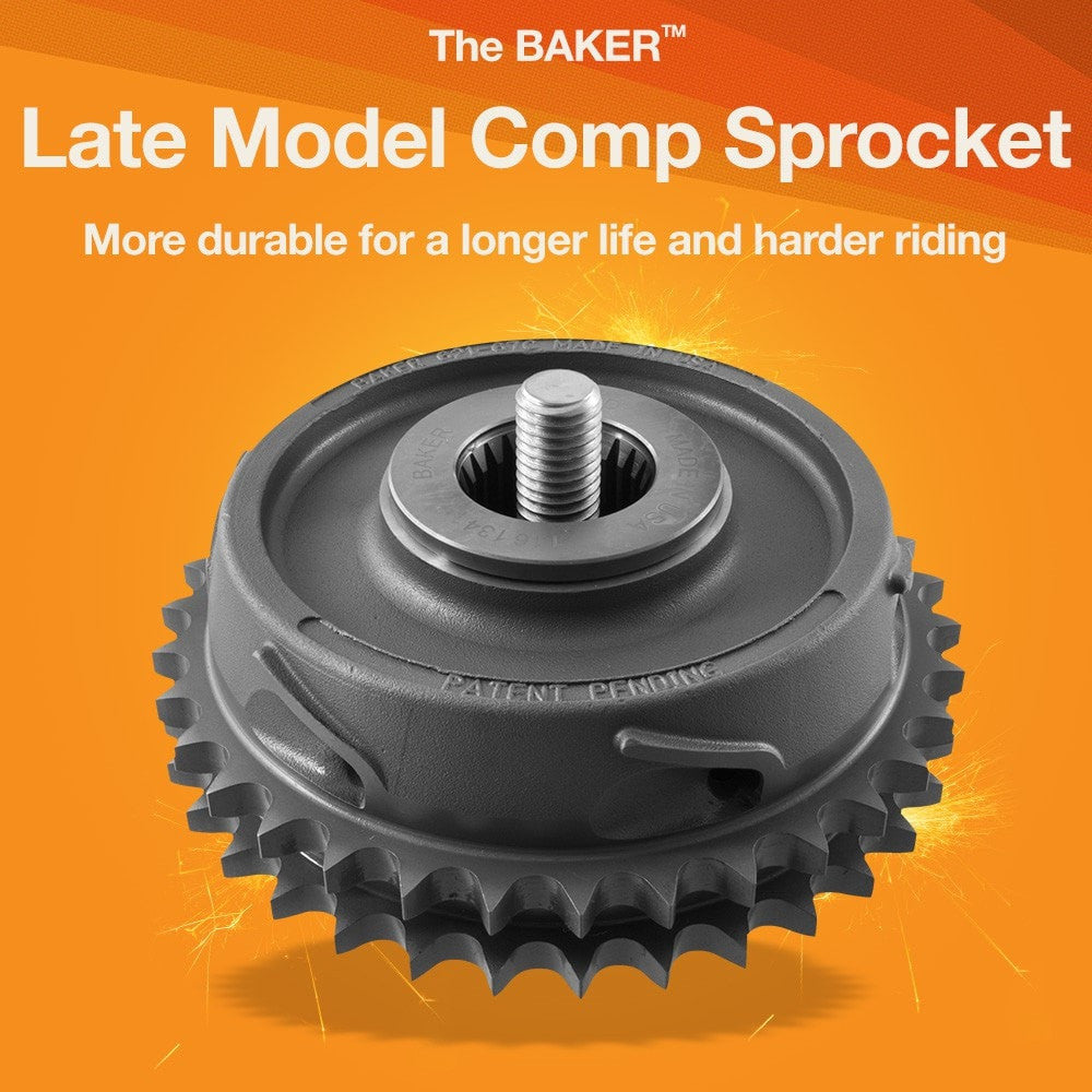 Comp Sprocket for 2007-2016 (Late Model) - BAKER Drivetrain
