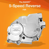 F5R: Factory 5-Speed Reverse for Harley-Davidson 5-speed motorcycles
