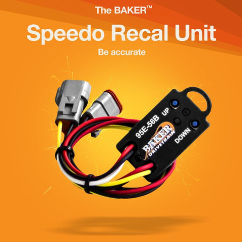Speedometer Recalibration Unit