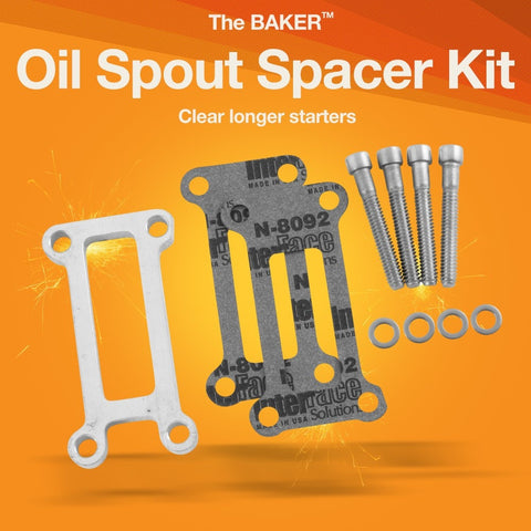 Oil Spout Spacer Kit