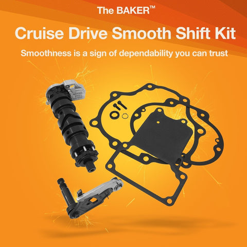 Cruise Drive Smooth Shift Kit