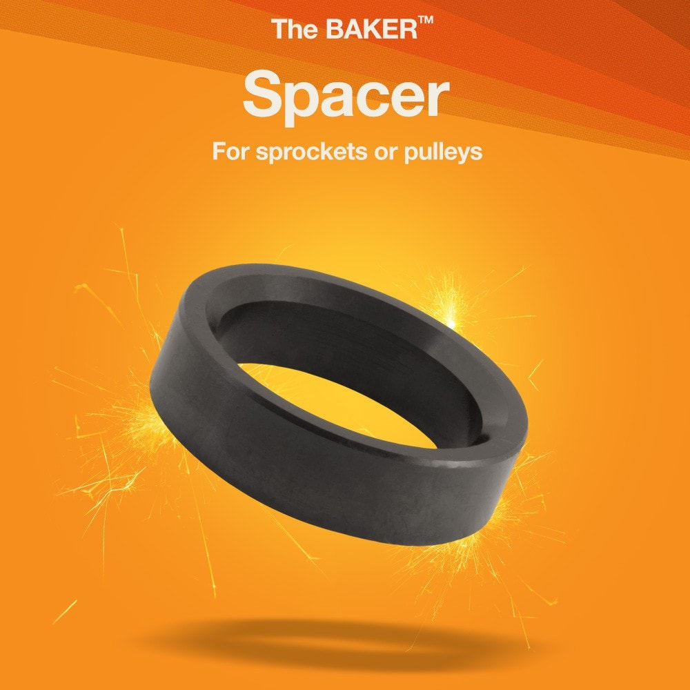 Spacer for Sprocket or Pulley