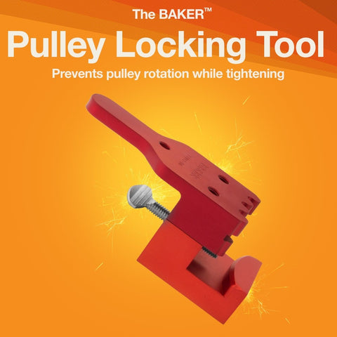 Pulley Locking Tool