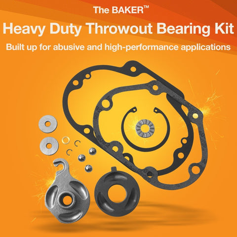 Heavy Duty Throwout Bearing Kit