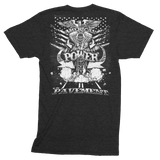 "Tagline Tee: ""Delivering American Power To The Pavement"""