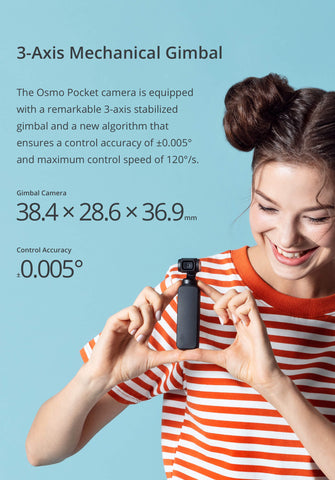 كاميرة Osmo Pocket